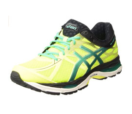 Asics Gel Cumulus 17 Yellow